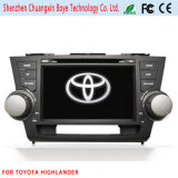 Car Audio Car Video for Toyota Highlander