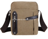 Men`S Single Shoulder Casual Lesure High Quality Canvas Bag (CY8888)