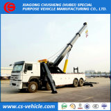 Heavy Duty Tow Truck 30ton Rotator Towing Wrecker Truck for Sale