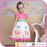Lovely Party Girl Dress, Fashion Kid Garment