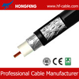Outside 75 Ohm Trunk Cable Qr500 Tfc Coaxial Cable