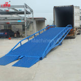 Warehouse Hydraulic Truck Container Adjustable Loading Dock Leveler