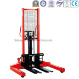 1t Fixed Base Legs Manual Stacker