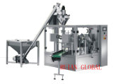 Rotary Powder Packing Machine for Zipper Pouches