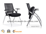 Modern Furniture Leather Nylon Adjustable Arm Folding Chair (H633)
