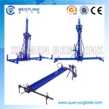 Pneumatic Mobile Rock Drill/Drilling Machine for Drilling Rocks
