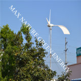 Wind Power Electricity Generator -- Horizontal Axis Wind Turbine
