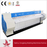 Two Rollers 3m Ironing Length Flatwork Bed Sheet Ironer Machine