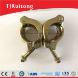 Ruitong Pressed Scaffolding Swivel Coupler 48.6*48.6mm