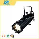 Adjustable Lens Ellipsoidal Gobo Projector