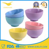 "Custom OEM Unique 13"" Colorful Resraurant Reusable Dessert Bowl"