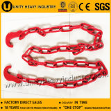 G80 Lashing Chain with Grab Hook