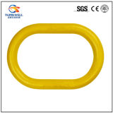 Forged Alloy Steel G80 Oblong Master Link for Chain