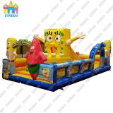 2016 New Designed Forest Theme Jumping Bouncer for Park