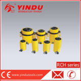 30 Ton Single Acting Hollow Plunger Hydraulic Cylinder (RCH-3050)