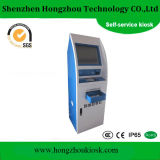 Self Service Interactive Kiosk Coin and Cash Payment Kiosk