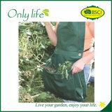 Onlylife Eco-Friendly Kangaroo Pocket Hand Free Garden Apron Garden Bag
