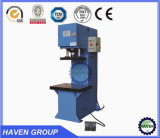 C type & manual type hydraulic press machine