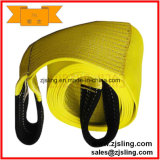 5000kg X 6m Cargo Polyester Tow Strap for Car