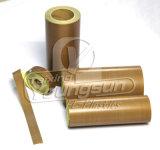 High Temperature Fiberglass PTFE (Teflon) Adhesive Tape