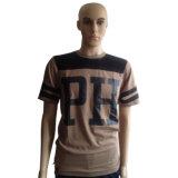 100% Cotton Custom Short Sleeve Men Printed T-Shirts