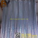 European Style Shining Metal Sequin Cloth Window Curtains