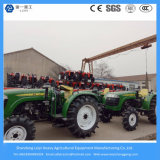 China Factory Small Power Steering/Agricultural Farm/Compact/Lawn Tractor with Ce