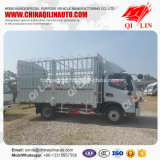 2 Tons Mini Side Wall Truck for Bulk Cargo Loading