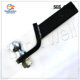 Forged Steel Solid Painted Black Tow Hook Handle