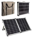 60W Foldable Solar Panel Kits with 10m Cable for Camping