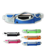 Multi Function Outdoor Running Mobile Phone Waist Bag / Close Fitting Anti-Theft Invisible Wallet (GB#xj-915)