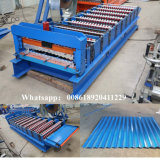 Steel Plate Corrugated Roll Forming Machine
