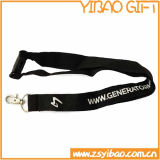 Hot Selling Polyester Neck Lanyard with Custom Logo (YB-l-011)