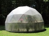 Dia 6m-24m Geodesic Dome Greenhouse Large Dome Tent for Sale
