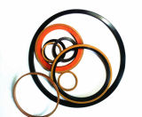 Customized PTFE Wear Ring Filed with Copper Powder
