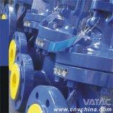 Cast Gray Iron Gg25&ASTM A126 B Pn16&ANSI 125# Gate Valve