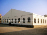 25X50m Clear Roof Wedding Tent 1000 Seater Party Marquee