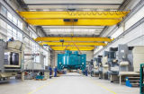 Eot Cranes Workshop Crane/Traveling Crane/Double Girder Overhead Crane