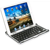 Aluminium Case with Wireless Bluetooth Keyboard for iPad Mini