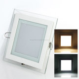 Small Glass Panel LED Panel Light (WD-Glass02-S-12W)