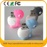 Customer Design Duck Shape Silicone USB Disk (EG637)