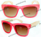 Ss9023 Fashion Sunglasses with Plastic Frames