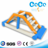 Cocowater-Design Highly Cost Effective Inflatable Ladder-Obstacle for Open Lake (LG8081)