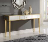2017 New Living Room Glass Mirrored Console Table