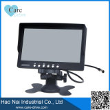 Caredrive 7inch High Resolution Waterproof LCD Monitor Truck Monitor