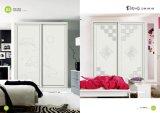 American Style Modern PVC Kitchen Cabinet Door (yg-014)