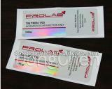 Primobolan 75mg Hologram Vial Labels 10ml