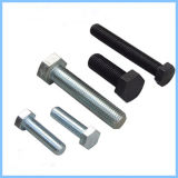Zinc Coated DIN934 Hex Bolt and Nut