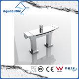 Newly Waterfall Bathtub Double Handle Bathroom Tub Faucet (AF0062-2A)