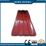Dx51d Construction Prepainted Galvanized Corrugated Steel Roofing Sheet